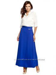 женская юбка синяя LC WAIKIKI , размер L-XL