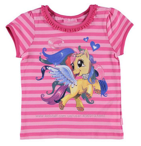 футболки для девочек LC WAIKIKI. 40 отзывов
