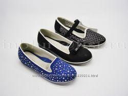 Красивые и удобные туфли и балетки TM KLF и Inblu в наличии