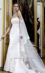 свадебное платье Miss Kelly идеальное состояние