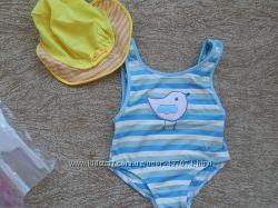 DC Kids Купальник, панамочка, шортікі для купання