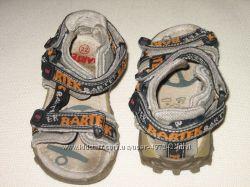 Фирменные сандали босоножки разные