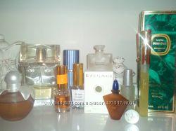 Распродажа личной коллекции отливантов и парфюмов