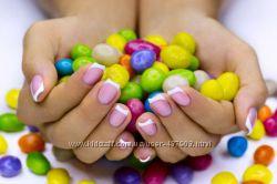 Покрытие ногтей гель-лакомКачественно и красиво