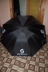Зонт черный