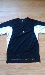 футболка спорт фитнес odlo женская мужская