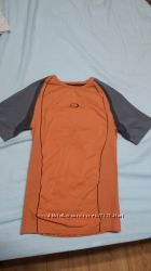 термо утяжка майка футболка реглан xs S