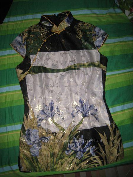блузка рубашка брендовые вещи,  кофта S
