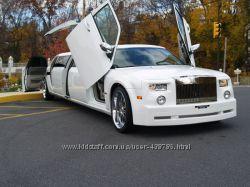 Лимузин Житомир Rolls-Royce Transformer, лимузин Бердичев.