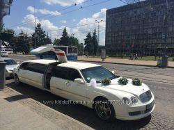 Лимузин Bentley continental в Бердичеве