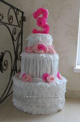 набор для празднования Дня рождения девочки в стиле свинки Пеппы