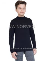Водолазка NORVEG Soft City Style подростковая для мальчиков