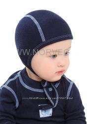 Чепчик для младенцев Norveg Soft