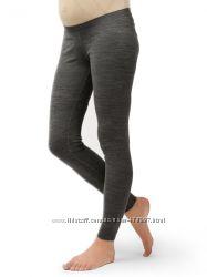 Легинсы Norveg Soft из шерсти мериносов для беременных