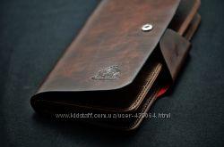 Мужское портмоне Car Wallet , классика, качество