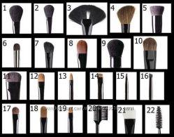 Кисти для макияжа бесплатная доставка