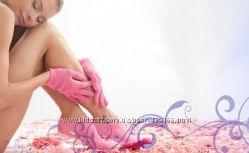 Увлажняющие spa перчатки и spa носки бесплатная доставка