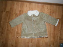 двухстороннее пальто на 2-3 Pappa&Ciccia