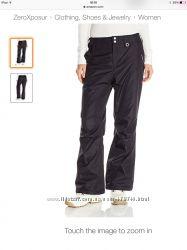 Зимние горнолыжные фирменные брюки ZeroXposur, M