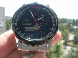 TAG HEUER MIKROGIRDER 2000 Silver DIAL-RED