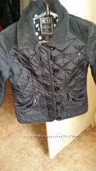 Стеганая курточка деми