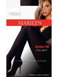 Теплые колготки польской фирмы MARILYN. Шерсть, хлопок, кашемир.