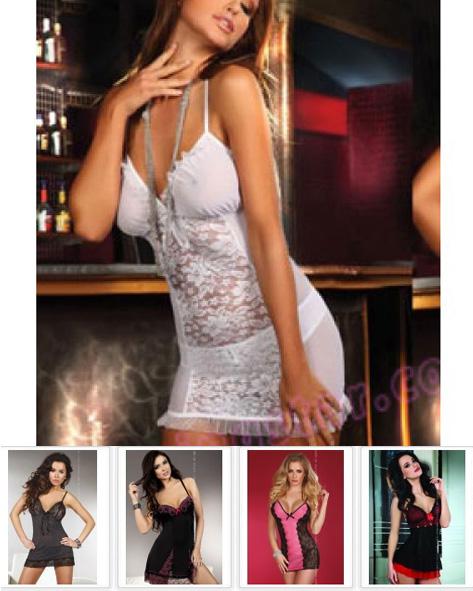 Красивый пеньюар, соблазнительное ночное бельё, сексуальная сорочка. Польша