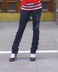 Стильные женские джинсы. Размер S. Турция.