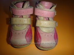 демисезонные ботинки Mimy Orthopedic