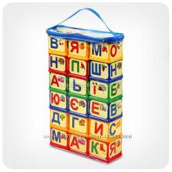Кубики азбука Юника Уника 0620