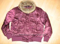 Зимняя, укороченная куртка
