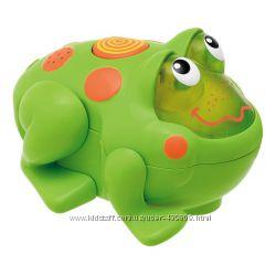 Музыкальная игрушка Поющая лягушка