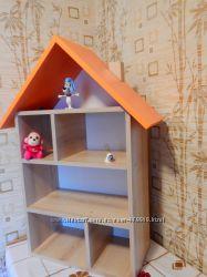 Кукольный домик под заказ.