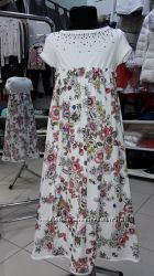 Платье в пол на 6 лет Ermanno Scervino Италия