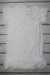Платье белое Blumarine