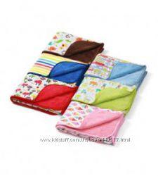 BabyOno Двустороннее одеяло из микрофибры 75х100 1408