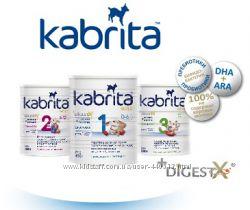 Kabrita Адаптированная смесь на основе козьего молока
