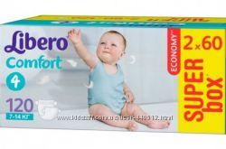 Подгузники Libero либеро бэби софт, Comfort, Up&Go , трусики, Скидки акции