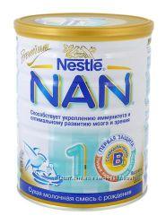 Nestle Нестле Нан 1 OptiPro Молочная смесь NAN, 400гр