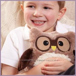 Разноцветные милые совята-грелки от ТМ Intelex Лучший подарок деткам