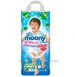 Японские трусики Муни Moony  доставка подгузники