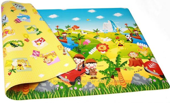 Dwinguler Игровой коврик из экологически чистого материала