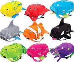 Рюкзаки Trunki в виде животных морской фауны - оригинал АнглияСупер цена