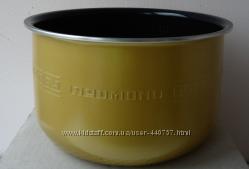 Чаша для мультиварки 4 л, толстостенная, керамика ANATO