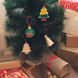 Новогодний подарок с набором для творчества