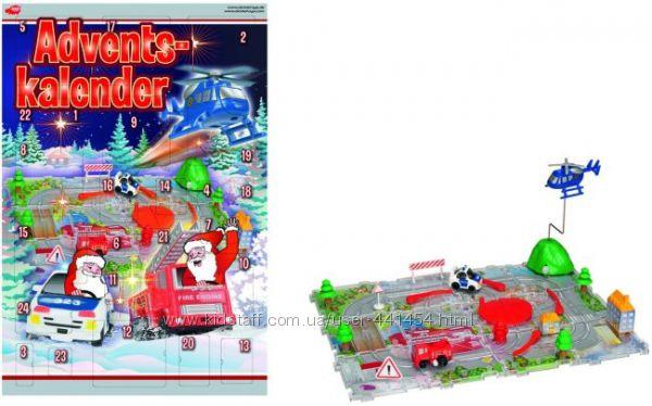 Пазл Рождественское приключение Dickie Toys 3315151