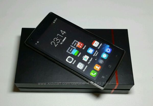 Elephone G4 1ROM 4 RAM камера 8mp 5 ips hd