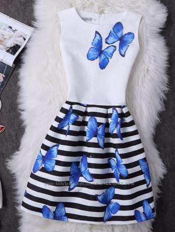 Платье нарядное праздничное выпускное новогоднее на девочку