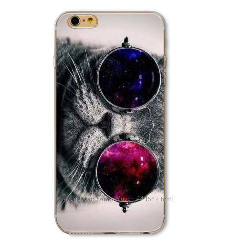 Чехол бампер силикон iPhone 5 5s se цена шара дешево