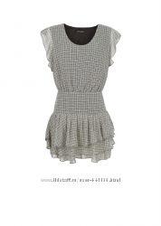 Шифоновое платье Mango S , M